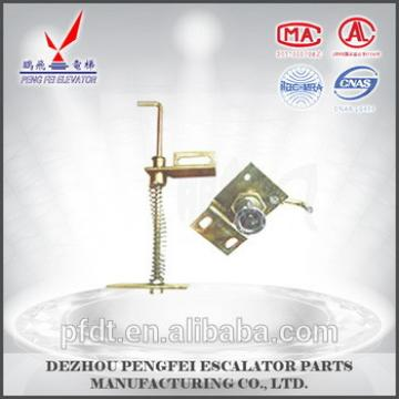 elevator spare parts for triangle lock with good quality