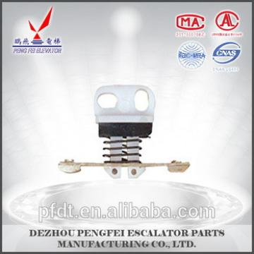 elevator parts bridge type contactor with less possibility of deforming