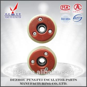 2016 best selling roller for Mitsubishi chain roller used for elevator&lift&escalator