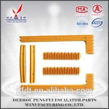 Chinese manufacture 'L' type escalator step insert