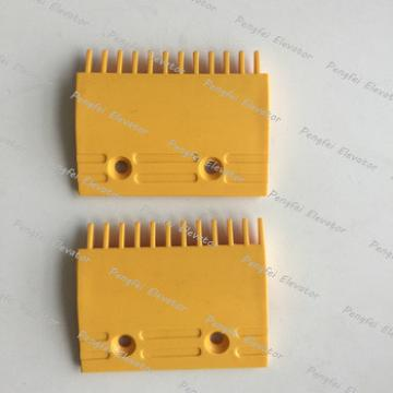 Foster escalator parts FUJI X129V1 type comb plate for sale