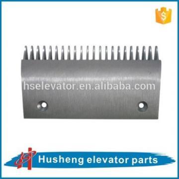 Hyundai Escalator comb plate, escalator comb plate middle