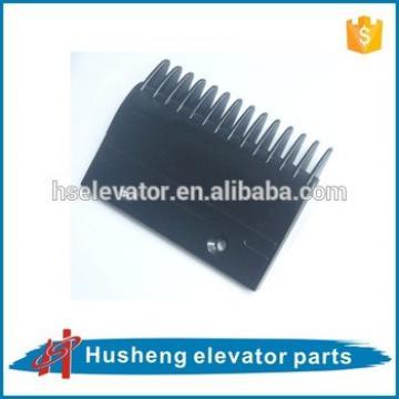 Mitsubishi escalator comb black, escalator comb plate
