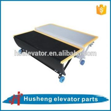 Thyssen escalator step 1000mm width escalator step, Stainless Steel Step