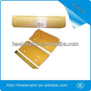 Hitachi escalator Comb Plate 22501786-A escalator installation