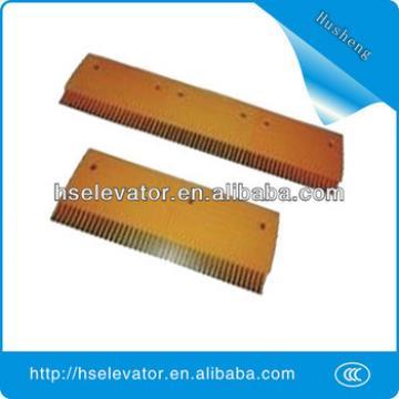 Escalator Decoration Strip, escalator yellow strip, escalator comb