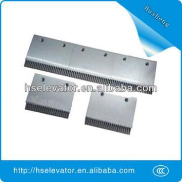escalator comb floor plate, escalator comb plate, escalator comb price