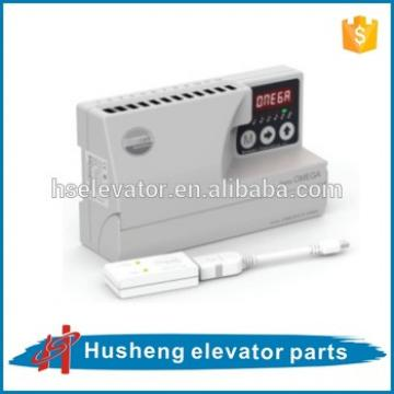 Elevator rope tension equipment OMEGA-RT