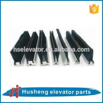 Good escalator brush, escalator safety brush