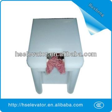 Square elevator oil cup suppliers 110x145x135 square lift oil cup