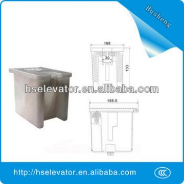 Lift oil cup price of freight elevator