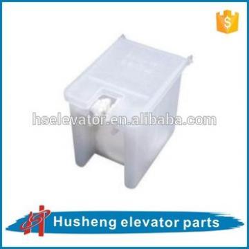 Elevator plastic oil cup, lift oil cup