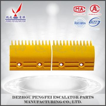 China suppliers Foster Comb Plate/12teeth/plastic comb plate/Fuji yellow comb plate