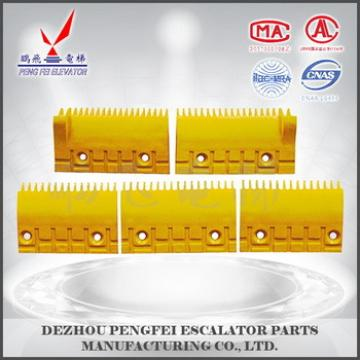 China suppliers Sigma LG Comb Plate/plastic yellow comb plate/comb segment