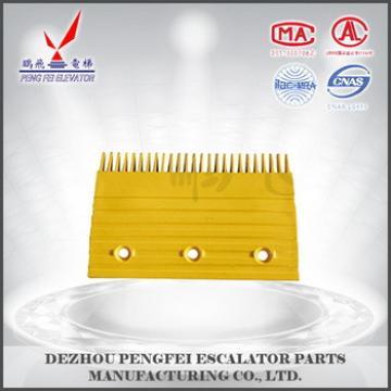 wholesale escalator comb plate for kone escalator