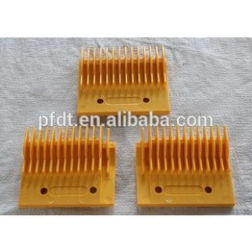 Wing tai Hitachi escalator parts-HITACHI Comb Plate K100030,K100029, K200049