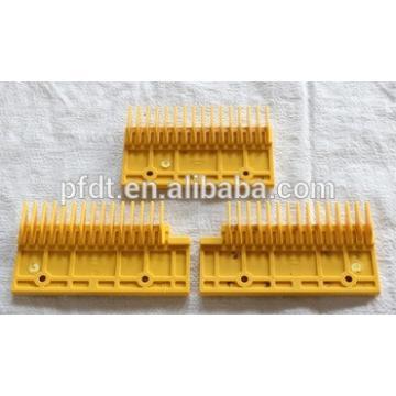 Hyundai escalator comb plate, passenger lift parts, aerial lift parts H655B013 H06 146X87x91 158x87x91