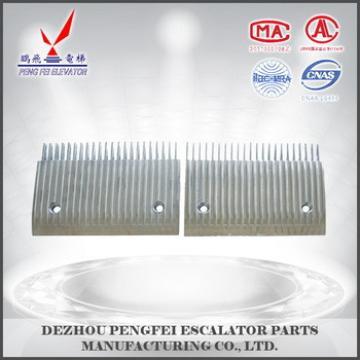escalator comb plate series/escalator spare parts