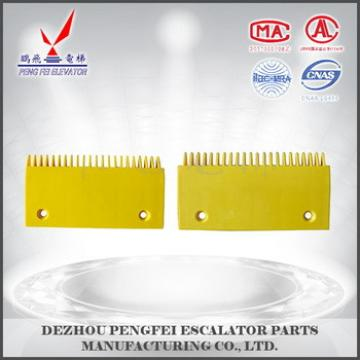 Elevator comb plates, Schindler Travolator Comb Plate