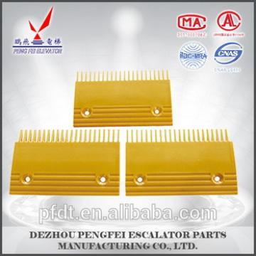 good quality Escalator Comb Plate For KONE Escalator parts