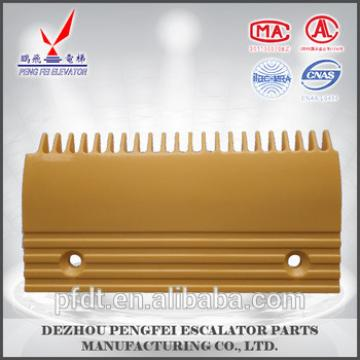 elevator spare parts with reasonably priced for comb plate
