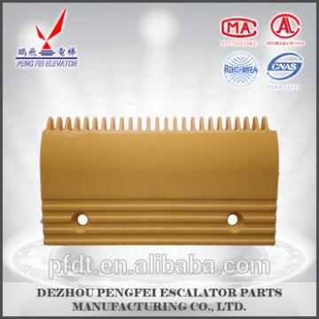 high quality size LDTJ-B-2 for comb palte for elevator parts