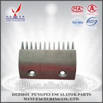 Elevator spare part Auto Elevator Comb Plate, LG comb palte 2L08785A