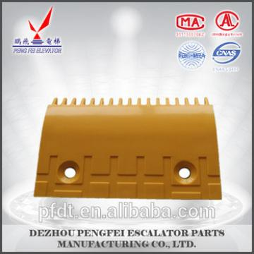 Sigma LG comb plate with 17-teeth and 19teeth with plastic material