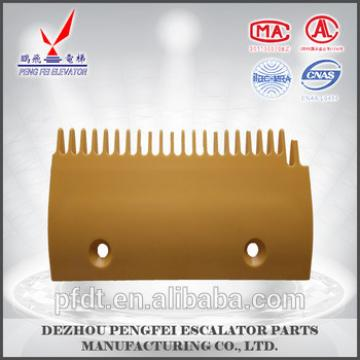 Professional production with 22-teeth comb plate for elevator parts