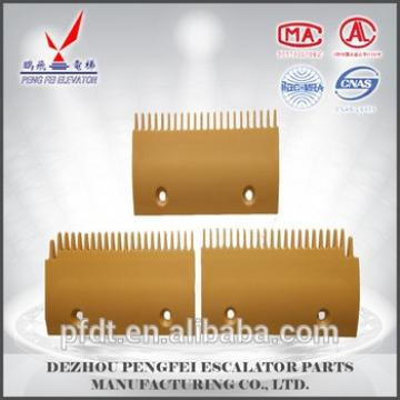 LG DSA2001488 size comb plate for elevator parts