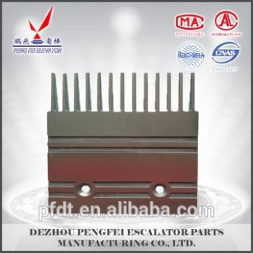 13 teeth Aluminum comb plate for Mitsubishi elevator&escalator&lift