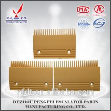 KONE spare parts for elevator comb plate for china supplier