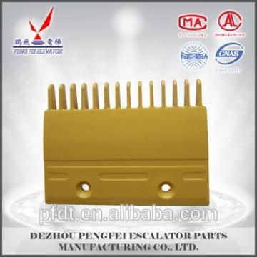 Wholesale comb plate for escalator/transfer comb plate/Elevator Parts,escalator comb plate for Mitsubishi