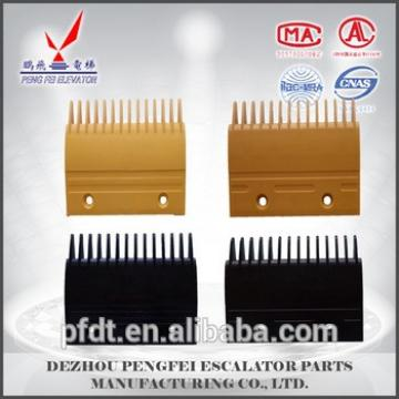 Mitsubishi comb plate with first and second generation for yellow and black