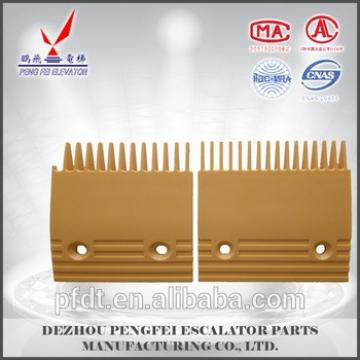 Toshiba elevator 5P5P0045 comb plate for elevator spare parts with price concessions