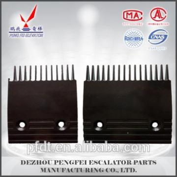 12-teeth and 16-teeth comb plate used for Toshiba elevator
