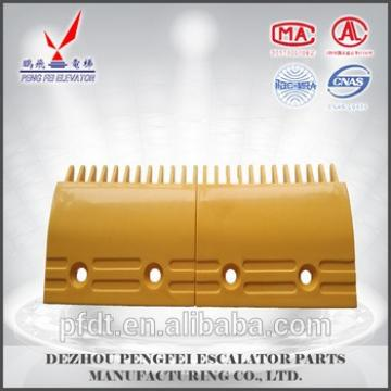 Foster comb plate for elevator parts X129V1 with quality assurance