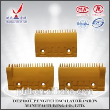 a full range of elevator comb plate for Sigma LG elevator