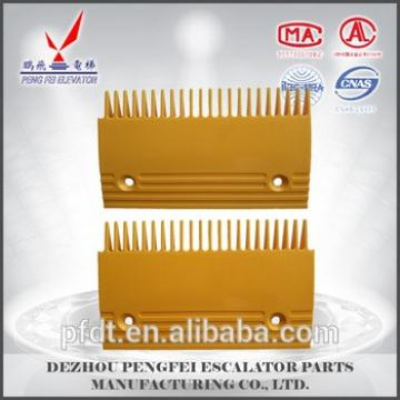 Large size Toshiba plastic comb plate with superior products