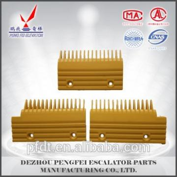 A suit of low price Modern plastic comb plate with good quality