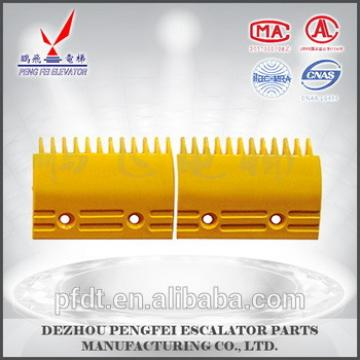 Fujitec escalator comb plate with X129V1 with quality excellent