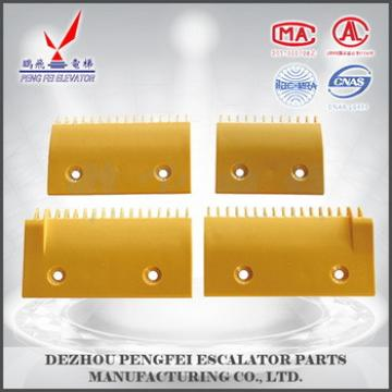 2016 new wholesale Escalator comb plate high quality LGcomb plate