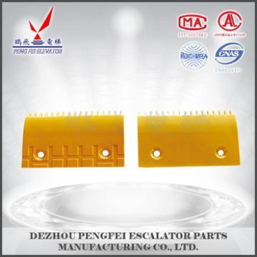 Escalator comb plate 17-teeth Comb Plate , Hitachi comb plate best price
