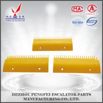 good quality 22-teeth Comb plate-escalator parts-LG comb plate