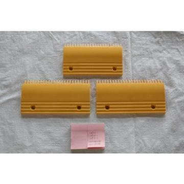 Famous eacalator spare parts LDTJ-B comb plate plastic yellow escalatorserive tools