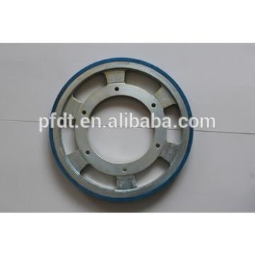 elevator,elevator parts,friction roller,friction drive wheel,friction wheel