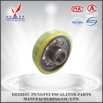 China supplier driving wheel for Toshiba Escalator /price of Toshiba Escalator square parts