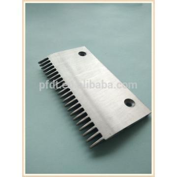Schindler escalator parts comb plate aluminum price list SMR313609