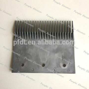 Thyssen sidewalk aluminum comb plate type for sale Thyssen9011