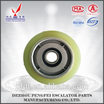LG step primary roller with good quality with single bearing